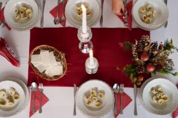 Covid: le 10 regole per il pranzo di Natale