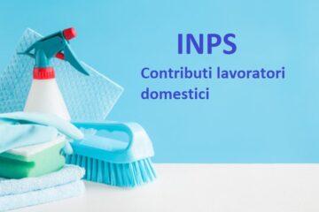Lavoro domestico: i contributi Inps 2021