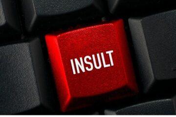Insulti sui social: fino a 3 anni di carcere