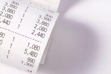 Lotteria degli scontrini: si parte da lunedì