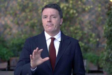 Renzi spiega perché ha aperto la crisi