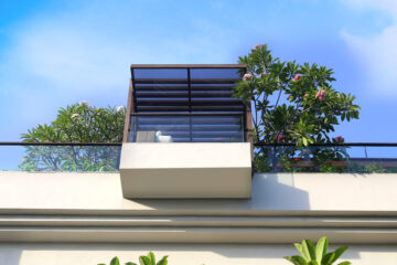 Ci si può appropriare di parte del tetto per farne un terrazzo?