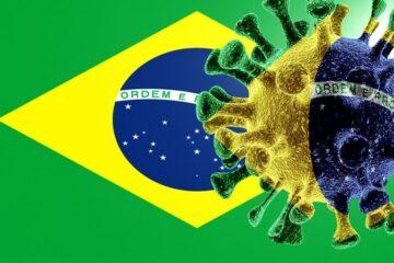 Covid: arrivata in Italia la variante brasiliana