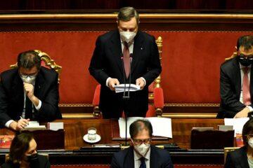 Covid: Draghi striglia le Regioni in Parlamento