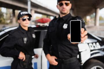 La polizia può filmare controlli e operazioni?