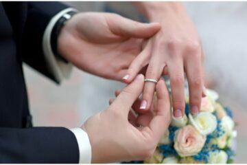 Sono obbligatorie le fedi nel matrimonio civile?