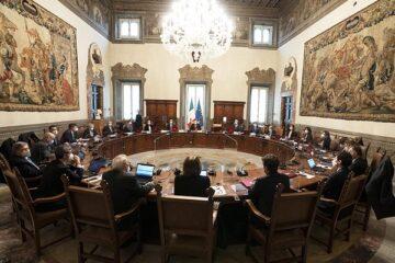 Governo: il primo Consiglio dei ministri dell'era Draghi