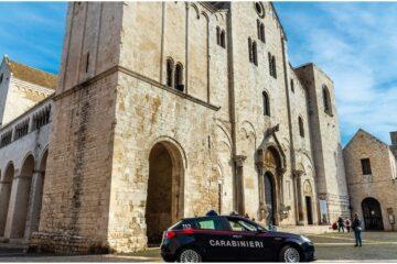 Si può arrestare una persona in chiesa?