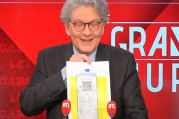 Covid: presentato il passaporto sanitario europeo