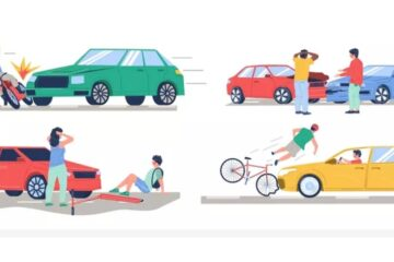 Infortunio in itinere con autovettura privata