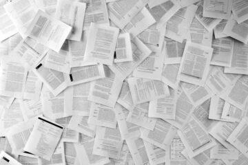 Quali documenti si possono buttare?