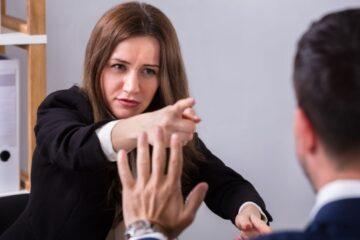 Accusa falsa di mobbing: c'è calunnia?