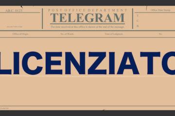 Licenziamento tramite telegramma: è possibile?