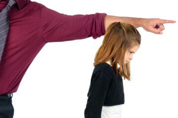 I genitori possono obbligare i figli?