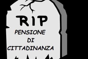 Pensione di cittadinanza: cosa succede in caso di morte?