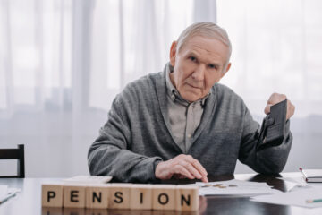 Pensione di vecchiaia: cumulo
