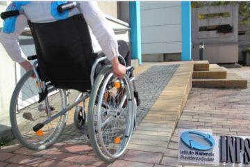 Nuova richiesta invalidità per modifica reddito