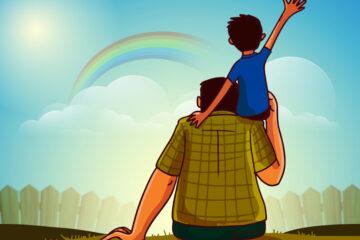 Uomo sposato ha un figlio con altra donna: che succede?