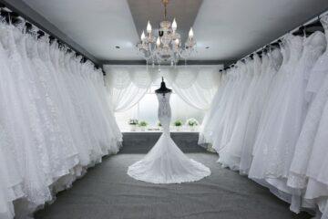 Recesso di acquisto abito da sposa