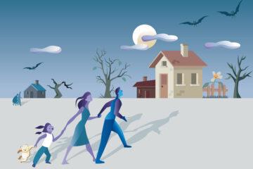 Coniuge superstite: può abitare nella casa di proprietà altrui?