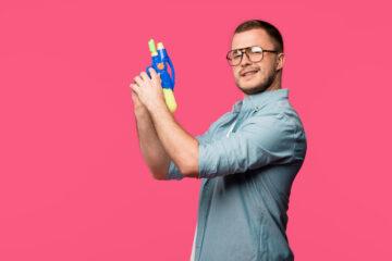 Pistola senza tappo rosso: Cassazione