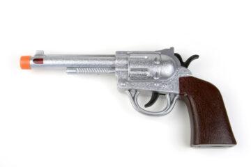 Pistola giocattolo senza tappo rosso: sanzione
