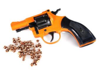 Pistola scacciacani: Cassazione