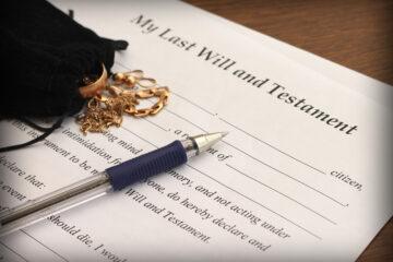 Si può impugnare il testamento?