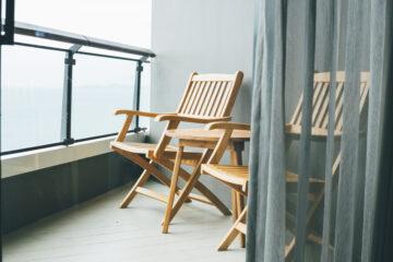Come avere la privacy sul balcone?