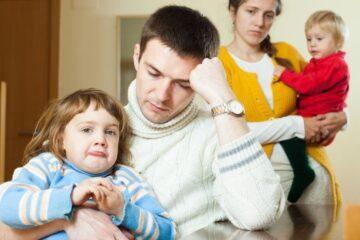 Si può impedire ai figli di frequentare la compagna dell'ex?