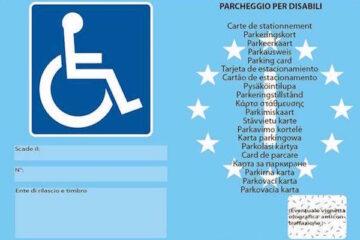 Contrassegno unico disabili europeo (Cude): come funziona