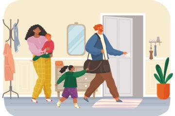 Tradimento: incide sull'affidamento dei figli?