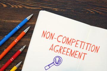 Patto di non concorrenza: quando è valido?