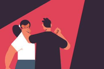 Marito picchia la moglie una sola volta: cosa rischia?