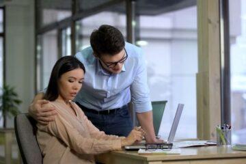 Molestie al colloquio di lavoro: come difendersi